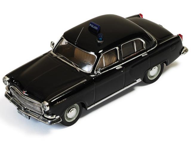 1/43 ヴォルガ M21 フィンランド警察 ソ連国境(ixo CLC248)1