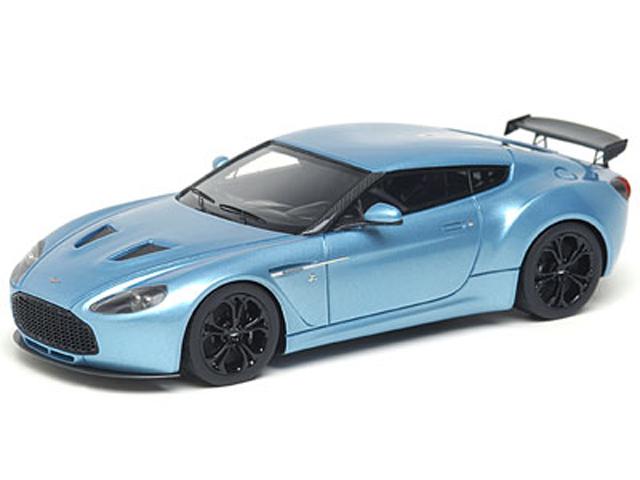 1/43 アストンマーチン V12 ザガート /2012/メタリックライトブルー(EIDOLON EM250C)1