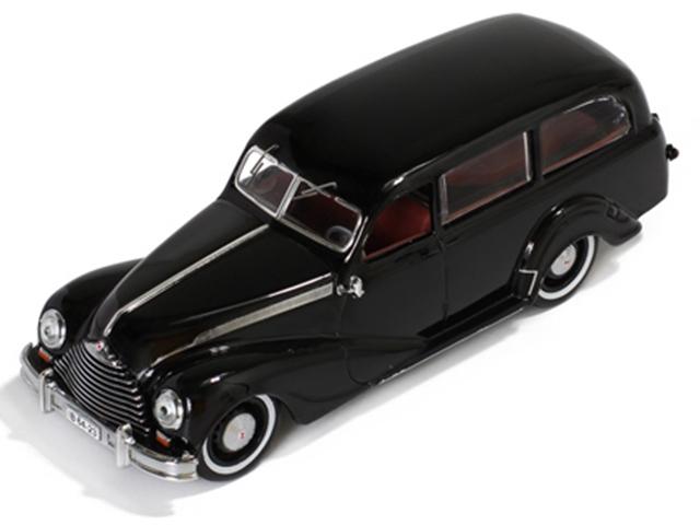 1/43 EMW 340 コンビ /1953/ブラック(IST IST055)