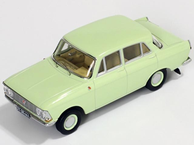 1/43 モスクヴィッチ 412 /1971/ライトグリーン(IST IST104)