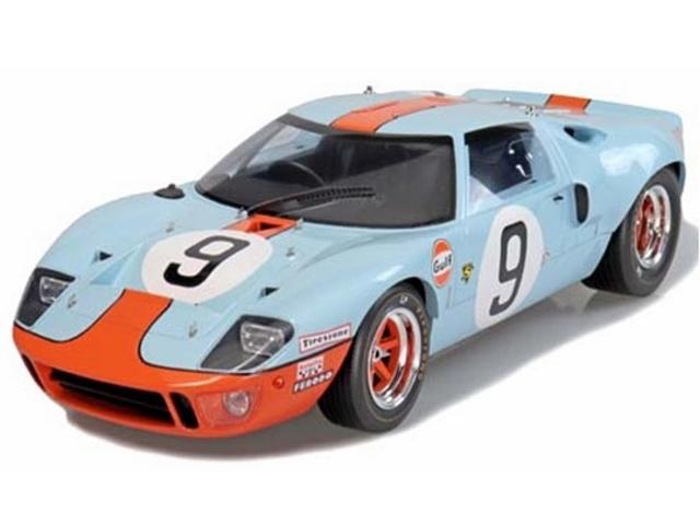 1/18 フォード GT40 Mk.1 24h Le Mans #9 (SOLIDO S1803001)